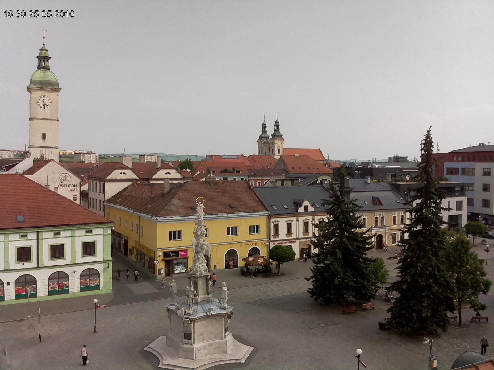 Uherske Hradiste Live Cam, Czech